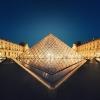Краткое описание Лувра на английском языке с переводом