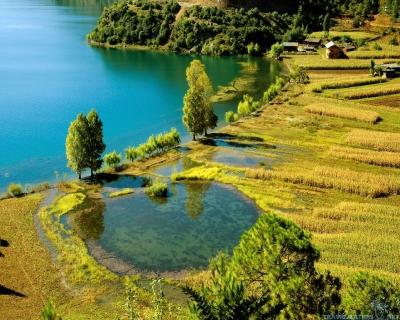 Тему озеро сочинение про реку на английском языке с переводом