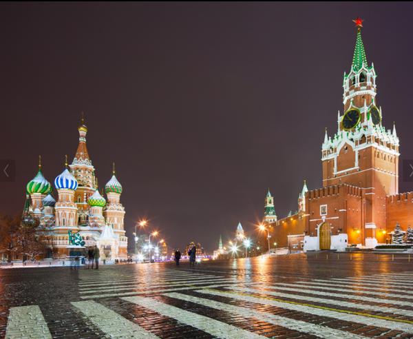 Краткое описание Кремля на английском языке с переводом  56